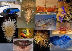 Exquisite Hand Blown Art Glass From Internationally Recognized Glass Artist - Marty White Elk Holmes