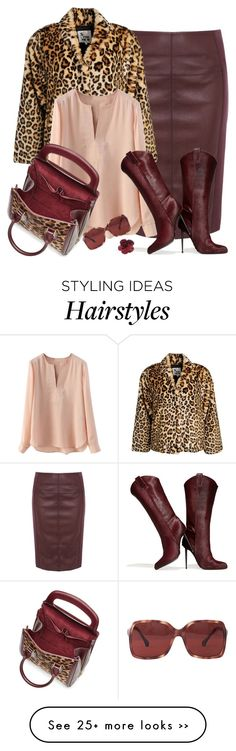 """Untitled #6025"" by ana-angela on Polyvore featuring Karen Millen, 5 Preview, Alexander McQueen and Chanel"