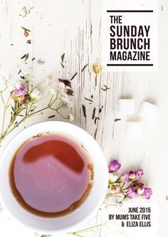 The June edition of The Sunday Brunch Magazine is now out! Head over to my blog to browse through, and find heaps of awesome recipes as well as loads of other posts from bloggers around the world!