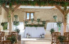 Kingscote Barn is an outstanding 'Stone Barn' wedding venue in the Cotswolds. Top Bristol wedding florists The Wilde Bunch are recommended wedding florists at Kingscote Barn. Barn Wedding Flowers, Budget Wedding Flowers, Barn Wedding Venue, Wedding Ideas, Kingscote Barn, Stone Barns, Table Flowers, On Your Wedding Day, Flower Power