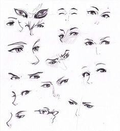 Human Drawing, Manga Drawing, Drawing Sketches, Art Drawings, Drawing Eyes, Pencil Drawings, Pencil Sketching, Realistic Drawings, Eye Drawing Tutorials