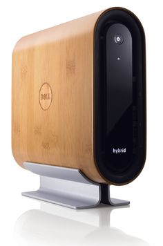 Dell studio hybrid bamboo Product Design #productdesign