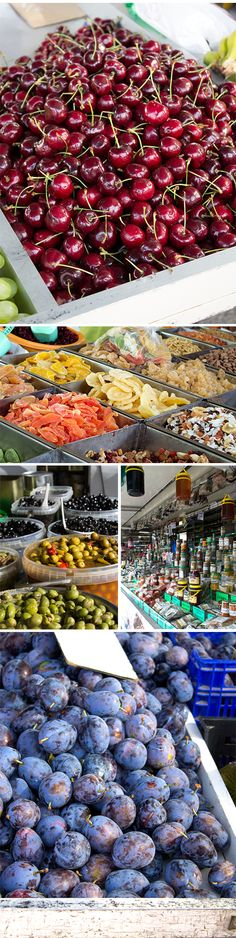 Moraira market - Spain