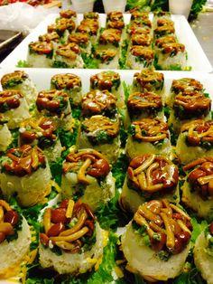 Mushroom/chicken salad