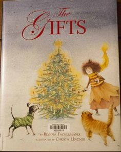 Little Hands Can || 3 Books On Christmas Service: The Gifts by Regina Fackelmayer