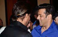 Salman Shahrukh Hug Again