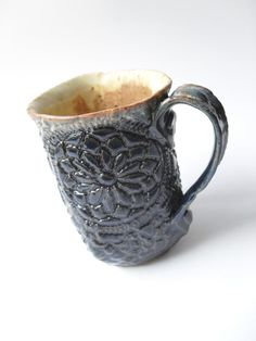 what a pretty coffee mug.