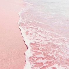 """The post """"Pink, aesthetic, beach, sea, waves and holiday"""" appeared first on Pink Unicorn Pastel Aesthetic Colors, Aesthetic Pictures, Summer Aesthetic, Water Aesthetic, Baby Pink Aesthetic, Beach Aesthetic, Crying Aesthetic, Simple Aesthetic, Aesthetic Vintage"""