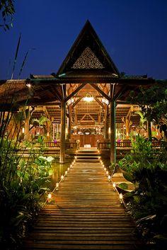 Angkor Village Resort, Siem Reap, Cambodia ( http://www.angkorvillage.com/)