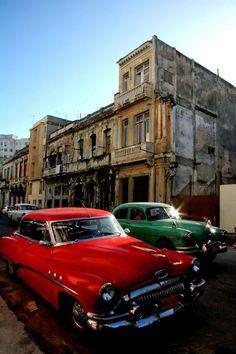 Coches en #Cuba   awesome