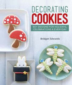 Gingerbread Cookie recipe by @bridget from Bake@350 - use gingerbread cookies as lemon curd/marshmallow cream sandwiches in the summer.