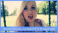 Secret Shoots, LouiseLIVE, and Shopping!!   Sprinkle of Chatter Sprinkle Of Glitter, Sprinkles, Youtube, Shopping, Youtubers, Youtube Movies