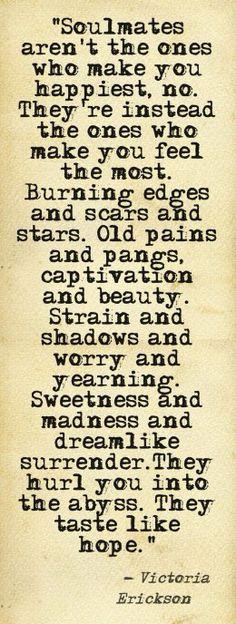 #soulmates #quotes