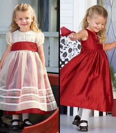 classic. Perfect for any color under dress. Flower girl potential, take the overdress off after the ceremony and she will rock the dance floor!