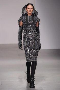 Sfilata KTZ - Autunno-Inverno 2014-2015 - Londra - Moda - Elle