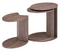 3 Piece Nesting Table Set