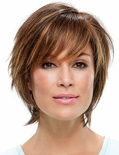 Diane | Lace Front Hand Tied Monofilament | Synthetic Wig