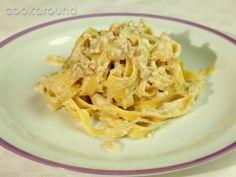 Agliata (Tagliatelle con noci ed aglio): Ricetta Tipica Piemonte   Cookaround