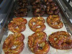 Fresh Pretzels, by Gnarly Knots (stuffed pretzels) Winfield, Illinois