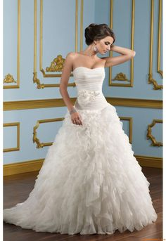 Robes de mariée Mori Lee 4909 Blu by Mori Lee 2012