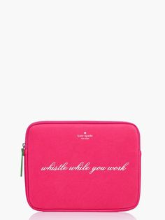 whyyyyyy doesn't this exist in an iPad mini folio? #firstwordlproblems #getonitKateSpade #whistlewhileyouwork