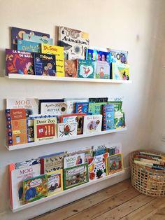 A peek inside Eloise, Sam and Frida's Montessori-style home in London