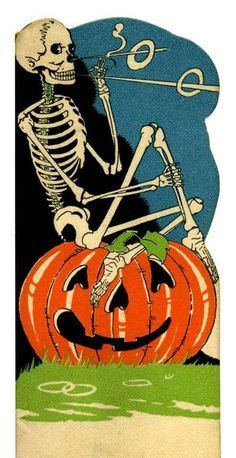 Article & Content Page Halloween Pin Up, Retro Halloween, Halloween Inspo, Halloween Poster, Halloween Prints, Halloween Pictures, Halloween Skull, Halloween Horror, Holidays Halloween