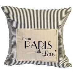 Bring a charming touch of style to your sofa, chaise, or bed with this chic pillow. Offering a plush, comfortable fill, this inviting accent is the perfect c...