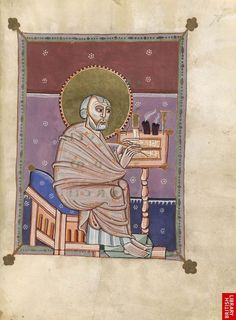 Today's #ManuscriptMonday word is 'Scribe'. A person engaged in the physical writing of books or documents. A number of scribes were also artists. In Antiquity, scribes and notaries constituted a professional class.