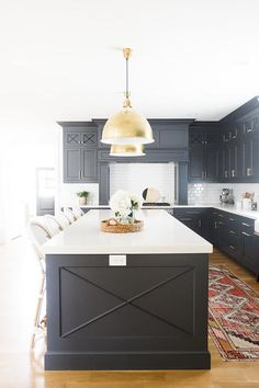 Favorite Paint Colors for Kitchen Cabinets