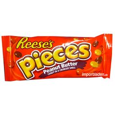 I like Reese's Pieces too!