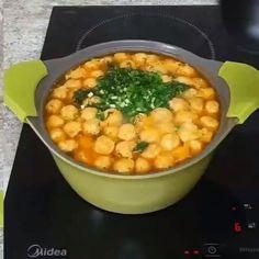 Chicken Tortilla Soup, Taco Soup, Tomato Soup Recipes, Chicken Recipes, Cabbage Soup, Russian Recipes, Lentil Soup, Toddler Meals, Food Videos