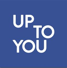 Up to you logo