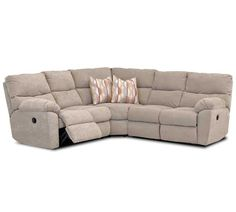 Klaussner Odessa 14503 Sectional
