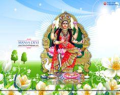 Mata Mansa Devi Wallpaper Free Download | Hindu Goddess Wallpapers