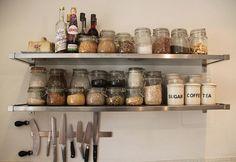 Kilner jars by Libertylondongirl, via Flickr