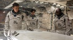 Interstellar Movie - Astronauts - Wallpaper - HD Wallpapers