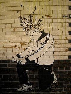 Creatives: Amazing Wall Street Art