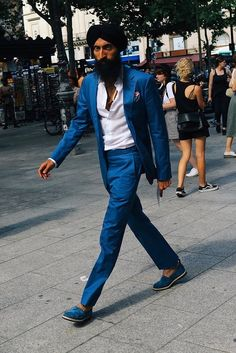 Waris Ahluwalia at Paris Men's Fashion Week S/S 2017