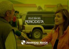 Felicidades a todos nuestros estudiantes de Periodismo #umayor #periodistas #estudiantes