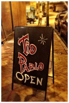 Dinner at Tio Pablo! Chef Recipes, Food Network Recipes, Tequila Bar, Home Chef, Food Festival, Brewery, Cook, Drink, Dinner