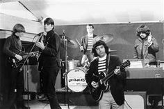 Photo of Grateful Dead/Warlocks  50 years ago today 5-5-1965, they played their first show together as the Warlocks.