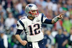 Tom Brady foi suspenso por 4 jogos pelo Deflate Gate