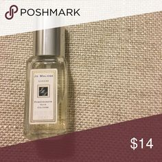 Jo Malone London Pomegranate Noir cologne 3fl oz travel size bottle. Full, just used once to test it out after receiving this in a gift set. These perfumes are wonderful to layer with one another! Jo Malone Makeup