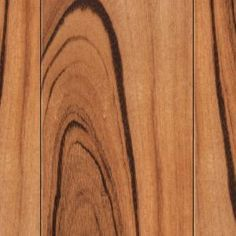 Home Legends Brazilian Tigerwood Solid Hardwood Flooring #homedepot