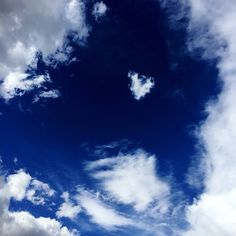 """""""Love In The Clouds"""" You know you are loved when it's written in the cloud by the hand that placed it gently and proud."""