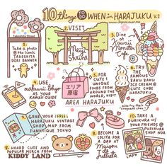 10 things to do in Harajuku v.2