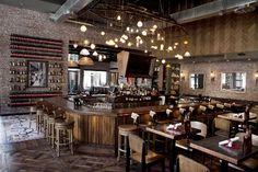 Soleto Trattoria & Pizza Bar in Los Angeles by Studio Collective.