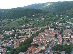 Borgo Val Di Taro Map   You Click: Borgo Val di Taro PR visto dall'alto