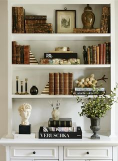 shelf styling inspiration @aliciamlund